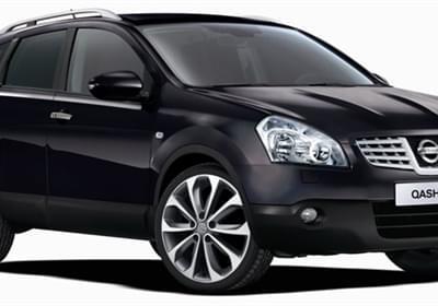Nissan Qashqai Kuhmo
